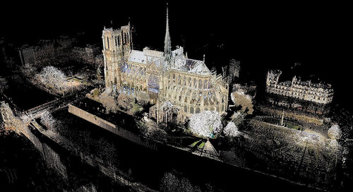 BIM to the Rescue — The Restoration and Rebuilding of Notre Dame