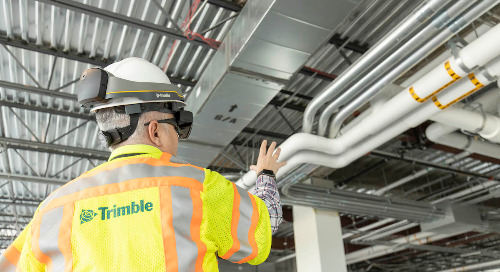 How Mixed Reality Is Revolutionizing Facility Management