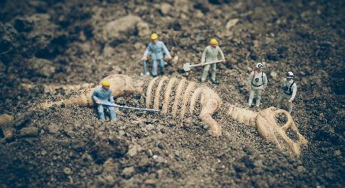 Do Your Construction Estimates Make You Look Like a Dinosaur?