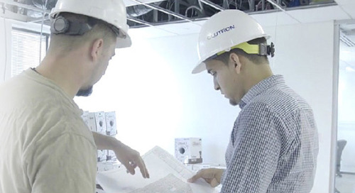 How Wireless Lighting Solutions Minimize Risk on Your Jobs