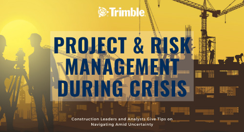 Project and Risk Management During Crisis: Tips for Navigating Uncertainty