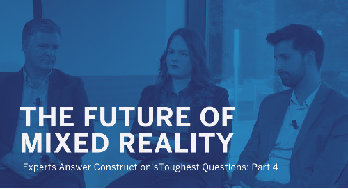 What Is the Future of Mixed Reality in Construction?