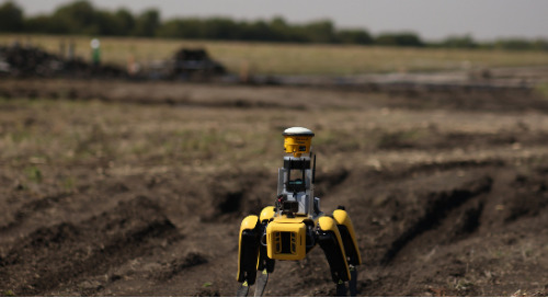 Is the Robot Dog the Construction Industry's New Best Friend?