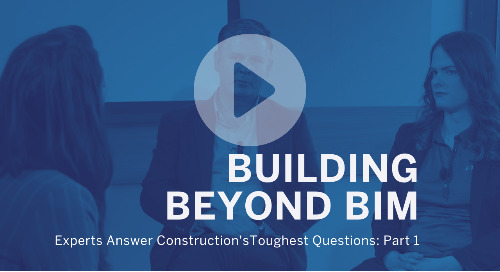 What Does Building Beyond BIM Mean?