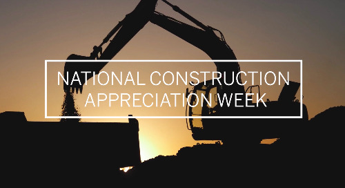 """[VIDEO] """"A Different Perspective"""" for Construction Appreciation Week"""