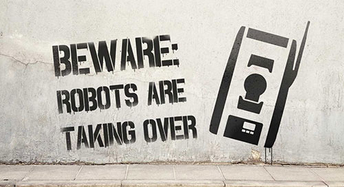 Why Robots will never replace people