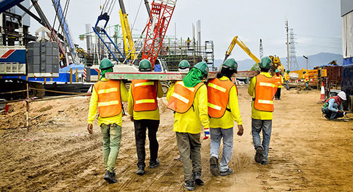 Immigration and Construction