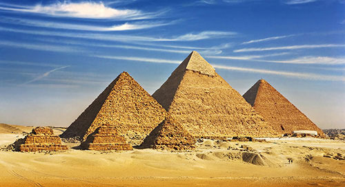 What if history had BIM? Part Two: The Great Pyramids