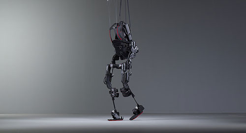 Exoskeletons for Construction Workers Are Marching Onsite
