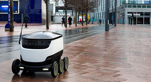 When Robots Deliver