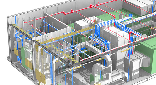 HVAC LOD Levels - How They Impact Your 3D Model