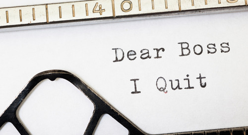 Your Best Estimator Just Quit - Now What?