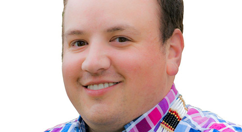 Stantec's Adam Leggett named a Top Young Native American Leader