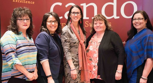 Indigenous women discuss entrepreneurship in the Canadian economy