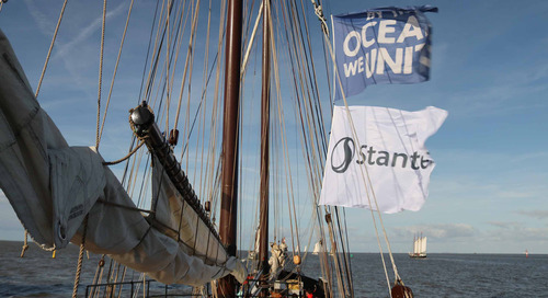 Stantec in the Community Week: Helping to protect our seas in the Netherlands