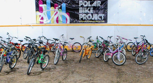 Polar Bike Project