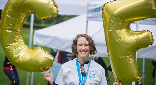 Dollars For Doers: Volunteer champion has dedicated 17 years to fighting Cystic Fibrosis
