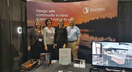 Stantec supports Indspire through educational workshops for junior high students