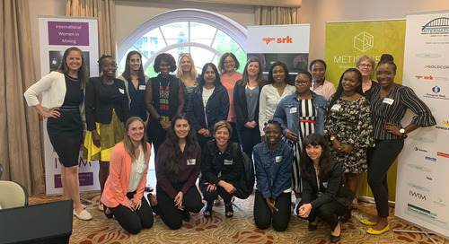 Stantec supports the improvement of women represented in the mining industry