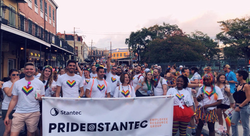 It's Pride month—how are we celebrating at Stantec?