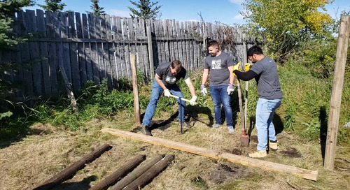 Stantec in the Community Week: Stories from Alberta South