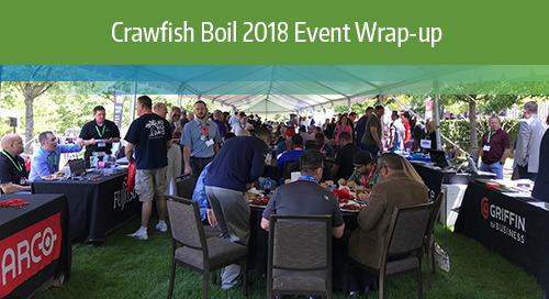 Connection celebrates its 26th annual Crawfish Boil!