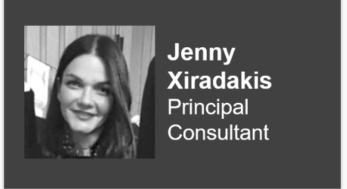 Jenny Xiradakis