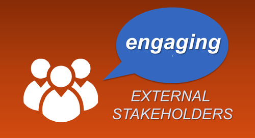 New Stakeholders, New Opportunities: How to Engage External Partners to Gain Market Access