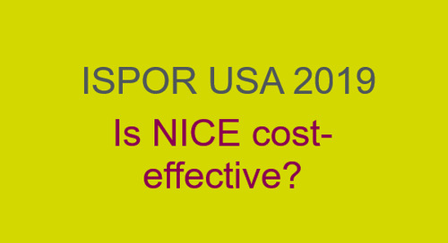 Is NICE cost-effective?