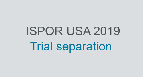 Trial separation