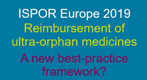 Reimbursement of ultra-orphan medicines