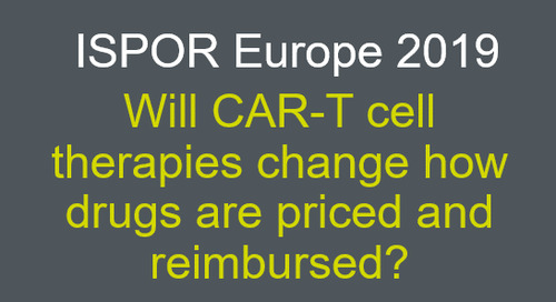 Will CAR-T cell therapies change how drugs are priced and reimbursed?