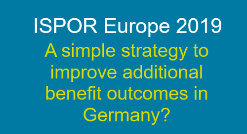 A simple strategy to improve additional benefit outcomes in Germany?