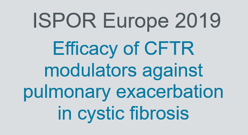 Efficacy of CFTR modulators against pulmonary exacerbation in cystic fibrosis