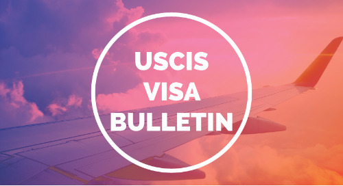 April 2018 USCIS Visa Bulletin