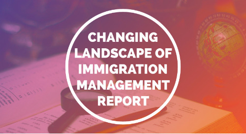 Changing Landscape of Immigration Management Report