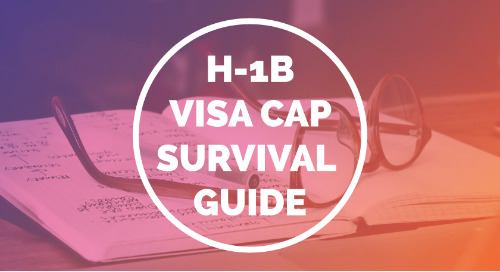 H-1B Visa Cap Survival Guide