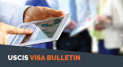 USCIS Visa Bulletin Update: August 2018