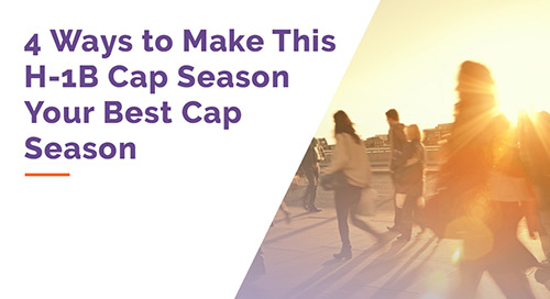 Make This Your Best H-1B Cap Season With These 4 Tips