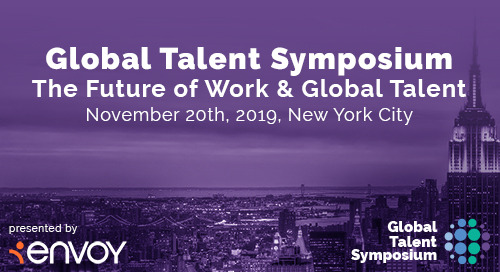 Envoy's Global Talent Symposium Comes to New York City This November