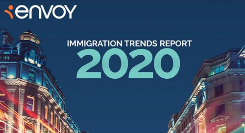 [Infographic] Envoy's 2020 Immigration Trends Report: 6 Key Takeaways