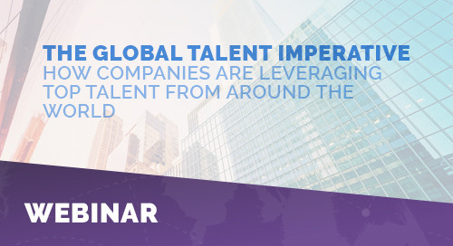 The Global Talent Imperative in 2020