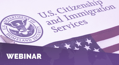 Quarterly U.S. Immigration Policy Update