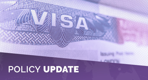 In-Person Nonimmigrant Visa Interview Requirements Waived Through March 31, 2021