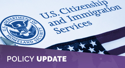 USCIS Releases Advance Copy of Final Rule Delaying Effective Date of Wage-Based H-1B Selection Process