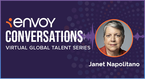 Envoy Conversations: Immigration Leadership & Policy with Janet Napolitano