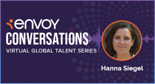 Envoy Conversations: A Closer Look at Covid-19's Impact on Immigrants, the Labor Market and the Economy