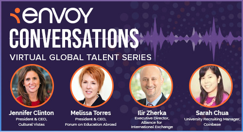 Envoy Conversations: The Future of International Student and Intern Mobility
