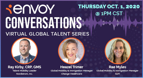 Envoy Conversations: Maintaining Employee Experience In A Remote Work Setting