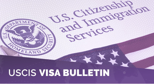 June 2021 Visa Bulletin Issued by State Department